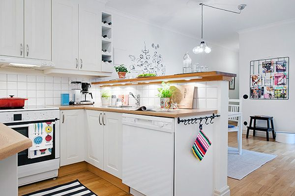 25+ Best Ideas About Minimalist Small Kitchens On