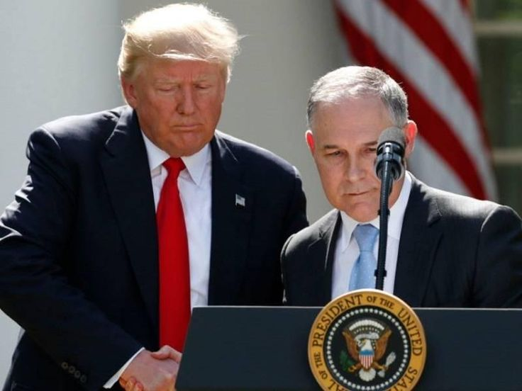 """Trump announced that the United States will withdraw from the Paris climate agreement. He said it was his """"solemn duty to protect America and its people"""" The US President claimed that the accord favoured China and India. The US President also made a laundry list of complaints against India, falsely saying New Delhi was demanding """"billions and billions and billions"""" of foreign aid to conform to the deal, and claiming that the accord will allow India to double coal production by 2020. The…"""