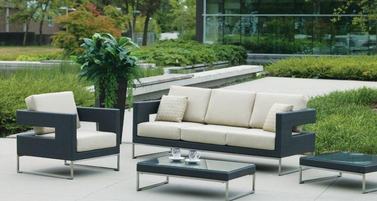 Vilano   Ratana · Outdoor RoomsOutdoor PatiosModern FurnitureBenchesChicago