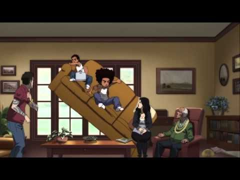 The Boondocks Full Promotional Trailer