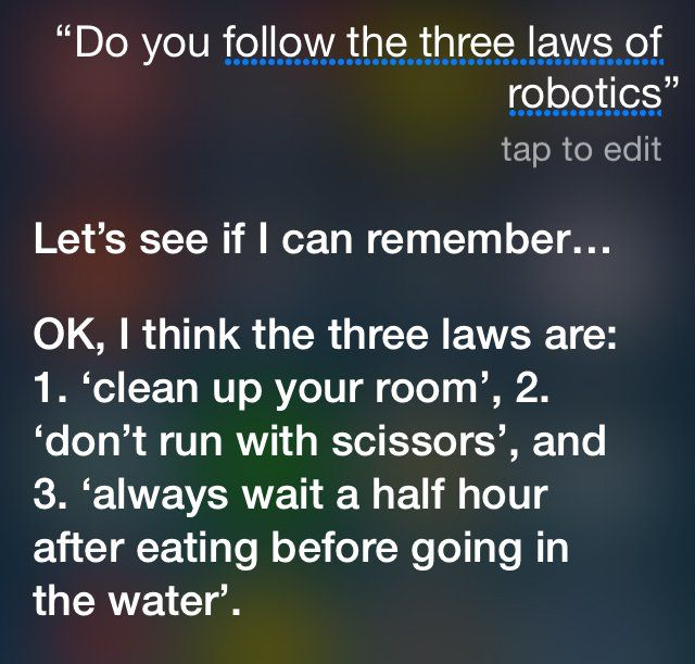 Funny things to ask Siri - and some silly answers - Features - Macworld UK