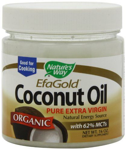 Nature's Way Organic Extra Virgin Coconut Oil, 16 Ounce  http://www.mysharedpage.com/natures-way-organic-extra-virgin-coconut-oil-16-ounce
