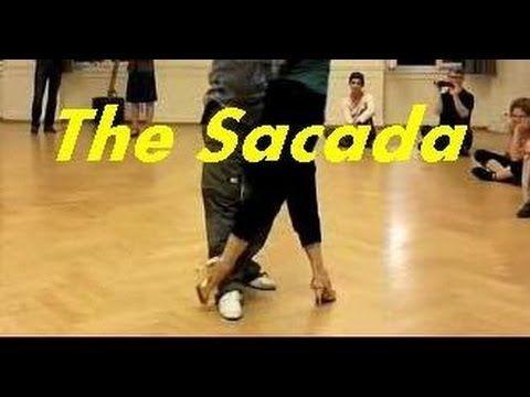 TangoViPedia 27: The Sacada (Hebrew)