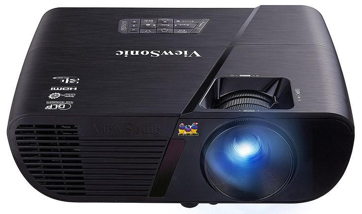 The ViewSonic PJD5155 3300 Lumens Projector has been designed to be a portable, user friendly, low cost projector. If you're searching the market for something that is lightweight, compact in size, cleverly designed and also has some great features, the ViewSonic PJD5155 3300 Lumens Projector has it all and with this projector you don't have to pay over the top prices to get a good quality projector.