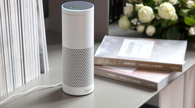 Erster Test: Amazon Echo und die deutsche Alexa