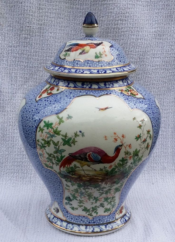 Lovely Booths Mosaic Panel - Large Lidded Temple Jar - C1906 in Pottery, Porcelain & Glass, Pottery, Booths | eBay