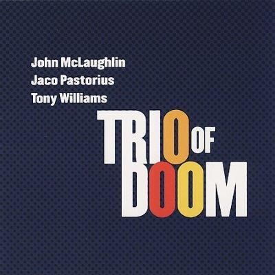John McLaughlin - Trio of Doom: John McLaughlin, Jaco Pastorius, Tony Williams