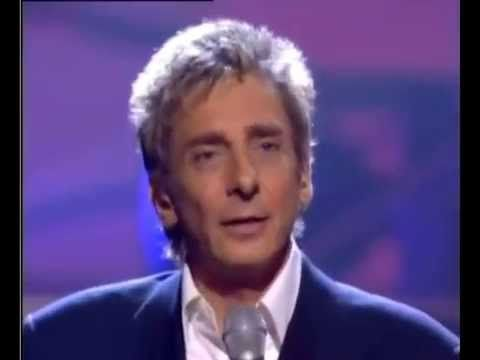 Barry Manilow - Somewhere Down The Road ( BBC Live - Great Sound ) - YouTube