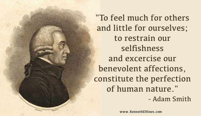 the life and contributions of adam smith Adam smith (1723–90) is perhaps best known as one of the first champions of the free market and is widely regarded as the founding father of capitalism from his.