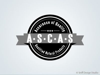 Pet business logo for ASCAS (London, UK)
