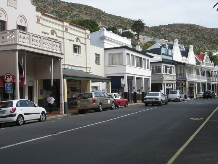Simon's Town Centre