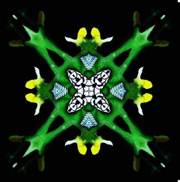 Kaleidoscopic Journey, 1 by Lindsay Kokoska