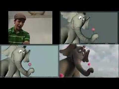Horton Hears a Who! Animation Process.
