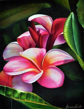 """Anuenue O' Haiku"" by Carmen Gardner at Maui Hands"