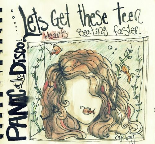 P!ATD- Lying is the Most Fun a Girl Can Have Without Taking Her Clothes Off