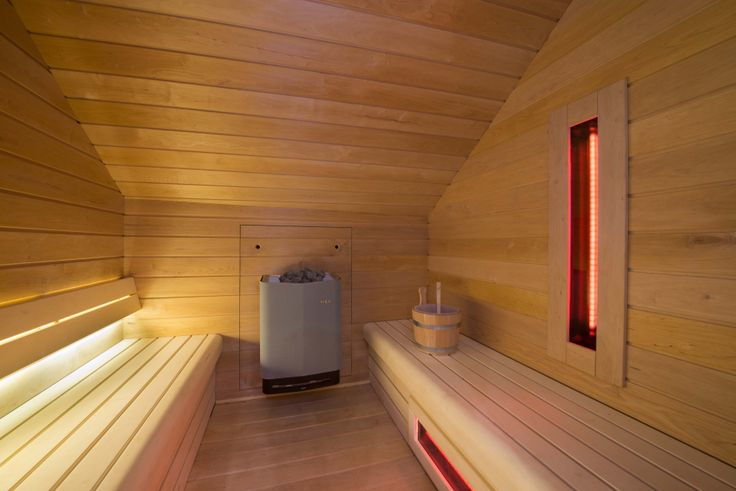 Sauna bath in holiday cottage in Messancy (Belgium) - ref 2284