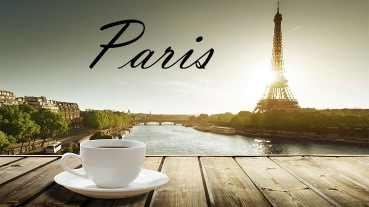 Accordion Romantic French Music - French Cafe Music