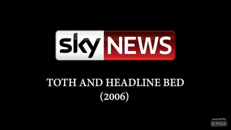 "Sky News TOTH and Headline Bed 2006 (03'16"") There have been several versions of this theme still currently in use today but this is the best version in my opinion even though it could argued it is a little disco for use with news-based programming. A very well composed theme."