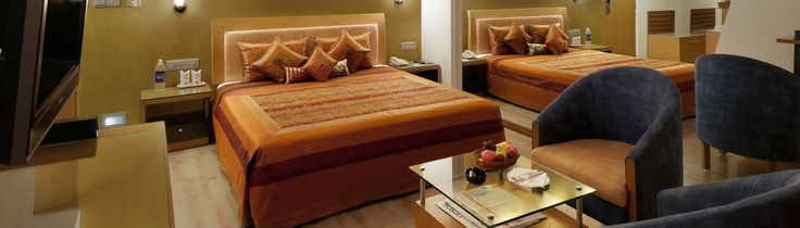 Deluxe Suite at The Grand Bhagwati Ahmedabad Hotel