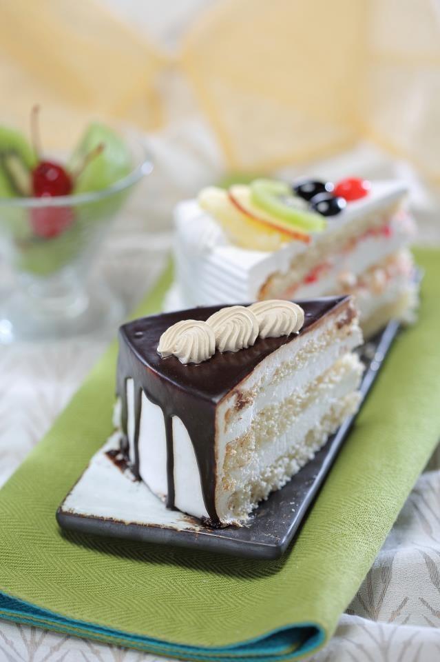 Luscious Irish Cream & Choco Mocha cake!
