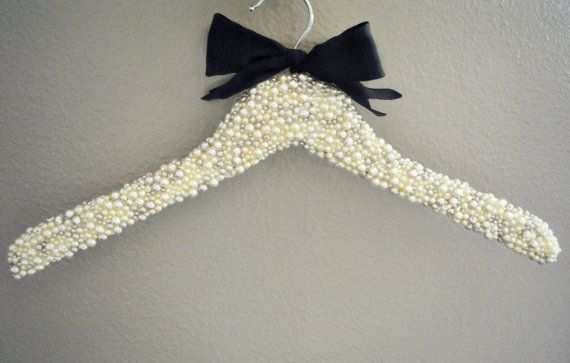 Love this Pearl Hanger perfect for the Special Gown