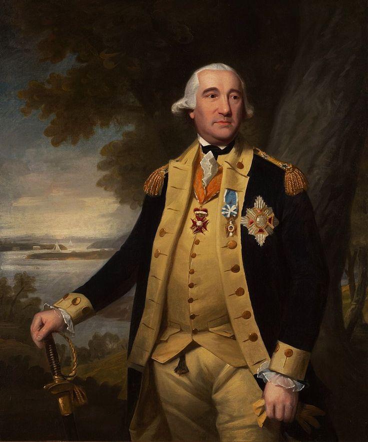 Major General Friedrich Wilhelm Augustus Baron von Steuben by Ralph Earl - Friedrich Wilhelm von Steuben - Wikipedia, the free encyclopedia