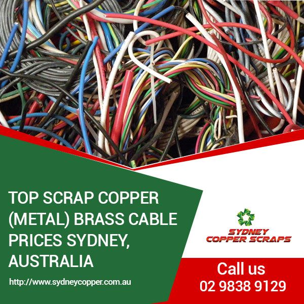Sydney Copper Scraps is widely acclaimed for offering the most competitive scrap cable prices across Sydney and its suburbs. We are ready to buy scrap cables from individuals and commercial establishments alike, irrespective of quantity. Give us a call today to enquire about scrap cable prices in Sydney.