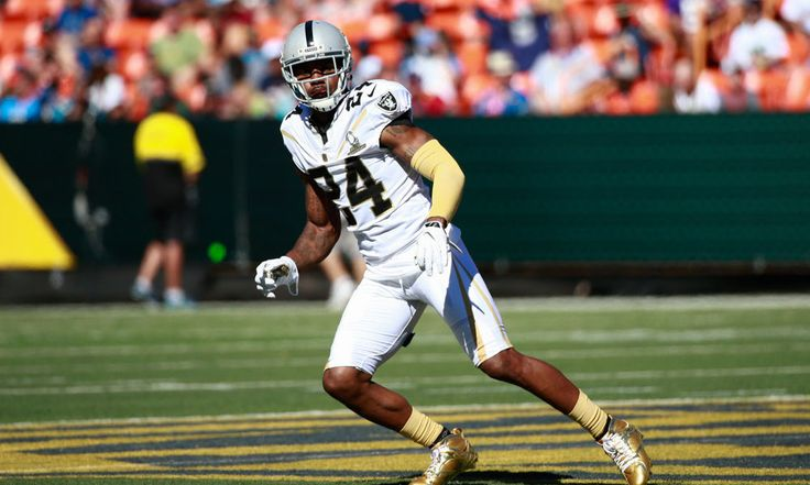 Charles Woodson jokes about Raiders giving away No 24 = Former Oakland Raiders defensive back Charles Woodson joked about the Raiders already giving his No. 24 away to.....