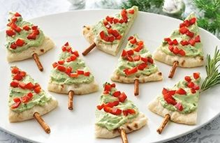 Keep the holidays both fun and healthy with these tasty and nutritious treats.