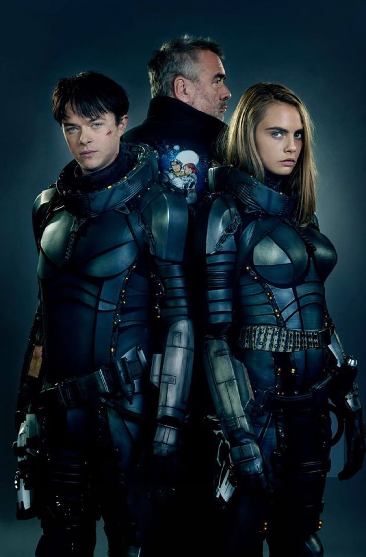 COMIC BITS ONLINE: Valerian and Besson Heading For SDCC