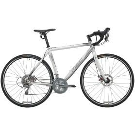 MEC Cote Road Bike  http://www.mec.ca/AST/ShopMEC/Cycling/Bikes/PRD~5027-453/mec-cote-bicycle-unisex.jsp