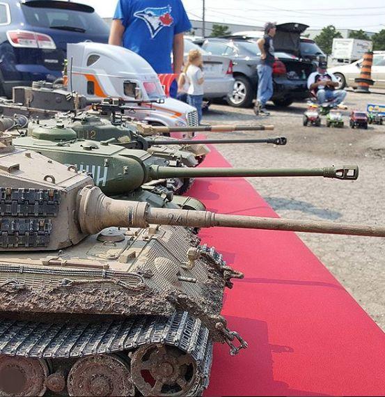 RC Tanks! #Tank #RC
