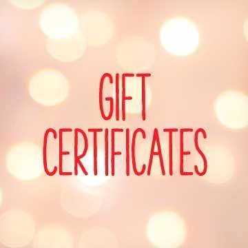 Thirty-One Gift Certificates Thirty-One Gifts Holiday Gift Guide - Christmas - Presents - Great ideas!  mythirtyone.com/heidinewlin FB: Peace, Love & Bags Heidi Newlin