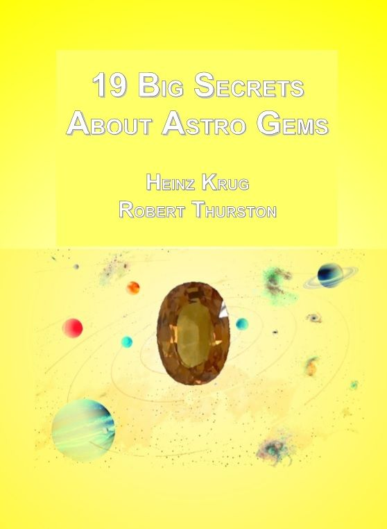 The is a book about how to use Vedic crystals to change your life. Find at http://astrogembook.com Complicated concepts are presented in an easily understood folksy style. Very worth the read.  Go to http://astrogembook.com