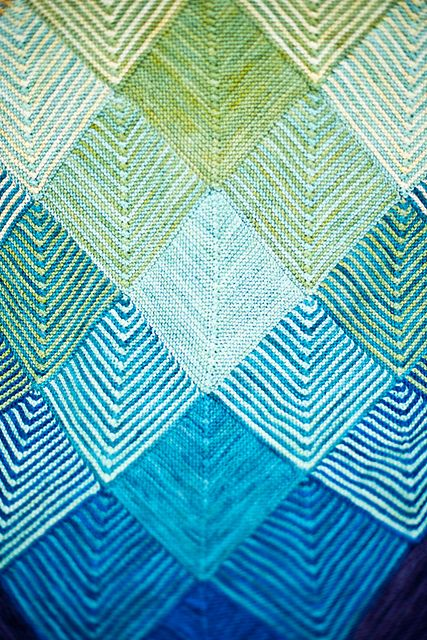 Ravelry: EmilyofMoon's Hue Shift Afghan
