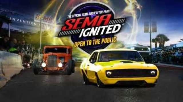 Get discount on SEMA Ignited tickets Nov. 3 If you aren't lucky to get into the annual SEMA Show next week, you can still see many of the cars and trucks that are being featured at the world's premiere automotive aftermarket tradeshow. SEMA Ignited is the official consumer after party of the trade ...
