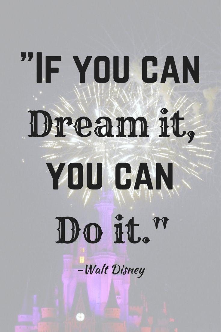 Walt Disney quotes - Disney in your Day