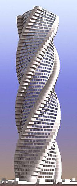 Future Building 06 3Ds - 3D Model