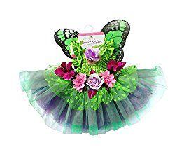 Fairy Costume (affiliate link). Woodland Fairy | Green Fairy Costume | Fairy Costume for Kids |