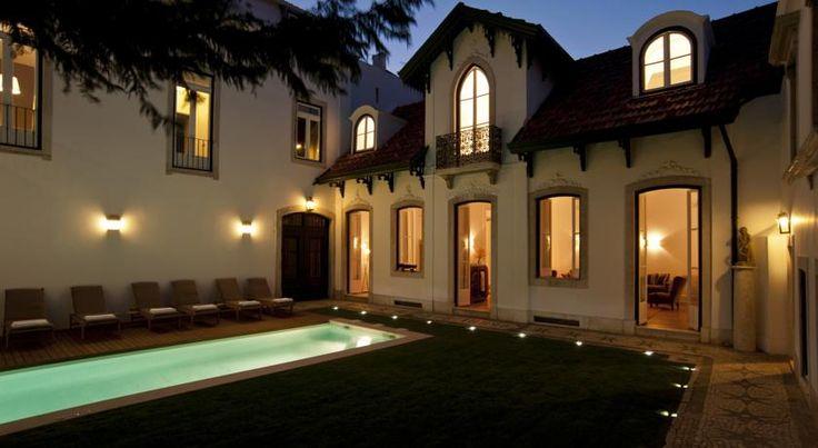 Casa Balthazar - Uma casa familiar que combina elementos clássicos com toques de modernidade num ambiente de luxo e requinte no coração de Lisboa.