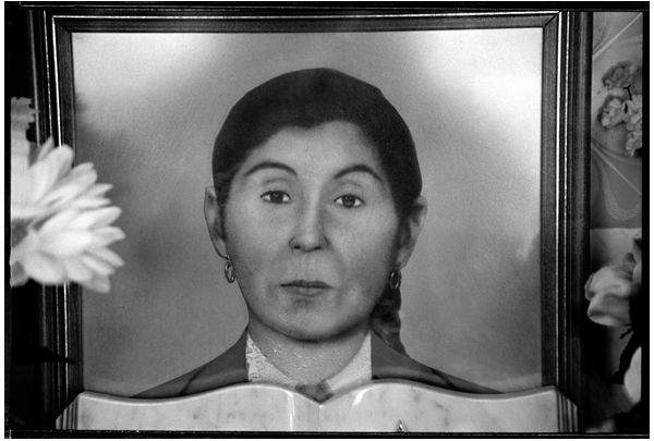 Paz Errázuriz, from the series Memento Mori