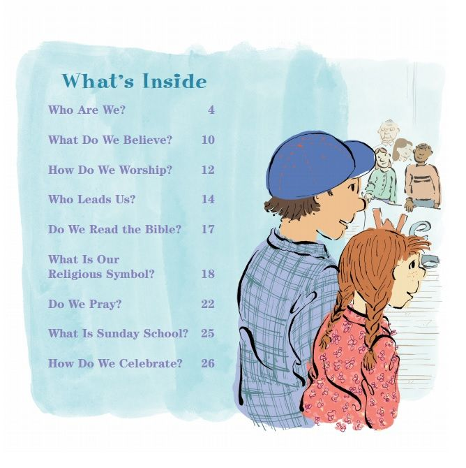 In this fully-illustrated introduction to Unitarian Universalism, the simple text and lively full-color art combine to offer youngsters useful and accessible answers to questions like Who Are We?, What Do We Believe? and Do We Pray? Illustrations by Anne Carter. Paperback release: June 20, 2006; $12.00.