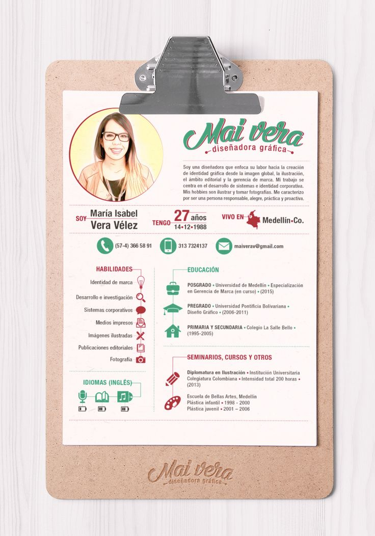 best 20  modelo de curriculum vitae ideas on pinterest
