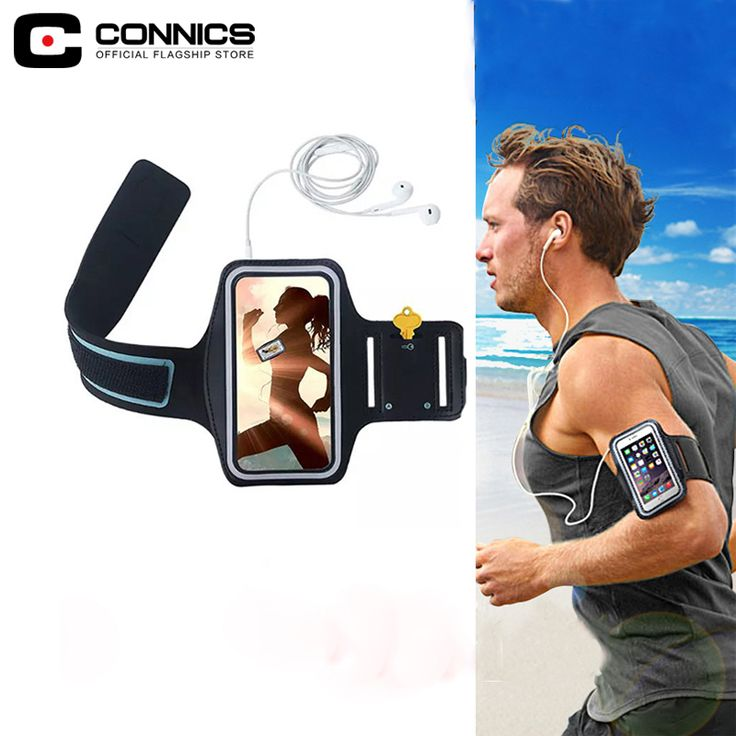 5C 5S 6 6S 7 8 Plus Dirt resistant Hand Bag Running Arm Band Leather Case For iphone X Mobile Phone Holder Pouch Belt GYM Cover-in Phone Pouch from Cellphones & Telecommunications on Aliexpress.com | Alibaba Group