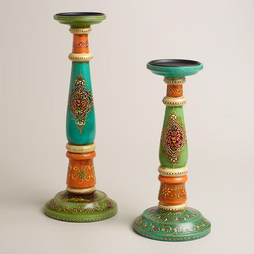 Nomad Pillar Holders   Decor   Pinterest   Meditation