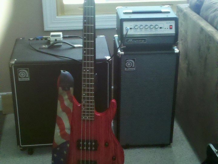 from Jonathan dating ampeg cabinets