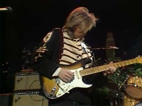 Eric Johnson - Cliffs of Dover. Eblouissant solo de guitare!