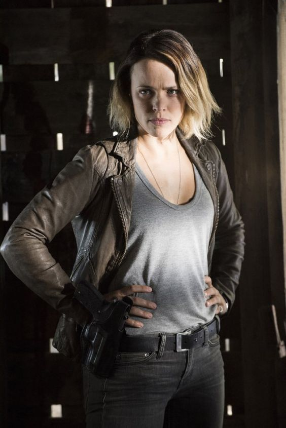 True Detective Series 2   Rachel McAdams as Detective Ani Bezzerides