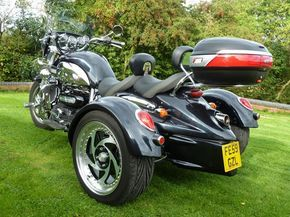 Used Vehicles For Sale | Grinnall Trikes