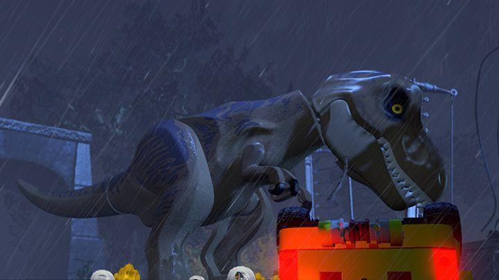 ZZZGamesBR: Análise do LEGO Jurassic World